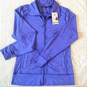 NWT MARMOT Sasha Yoga Jacket Sweater